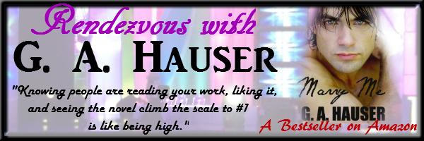 Thursday Talks: G.A. Hauser