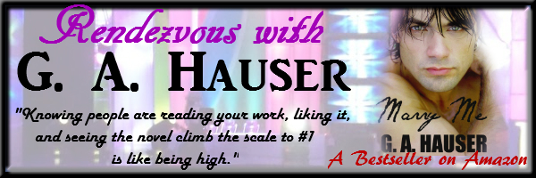 Rendezvous with G.A. Hauser