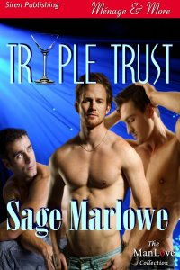 Book Review: Triple Trust by Sage Marlowe