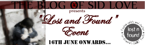 Lost-N-Found Guest Blog, Story Review & GIVEAWAY: D. C. Juris