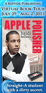 Guest Post & Book Review: Apple Polisher by Heidi Belleau