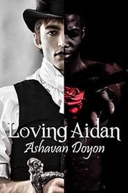 Author Interview: Loving Aidan by Ashavan Doyon [Blog Tour]